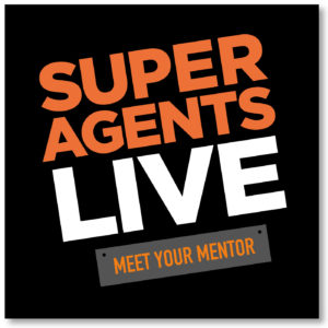 Super Agents Live Podcast